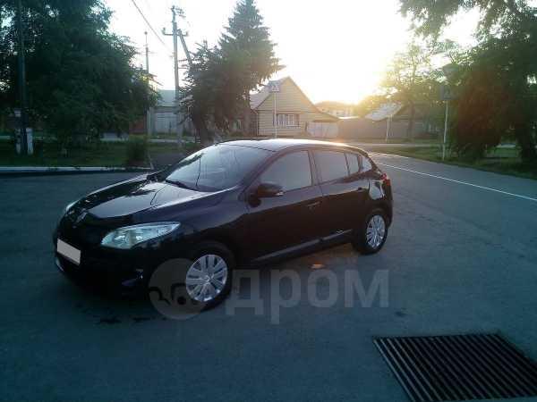 Renault Megane, 2011 год, 330 000 руб.