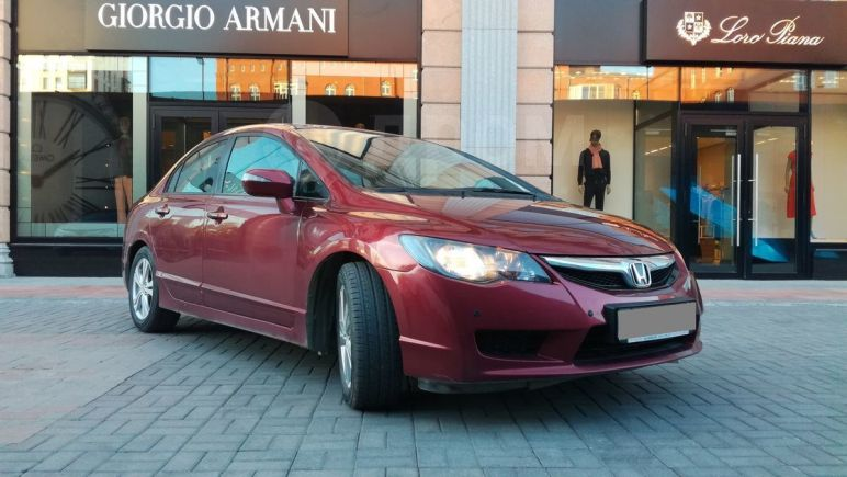 Honda Civic, 2011 год, 529 000 руб.