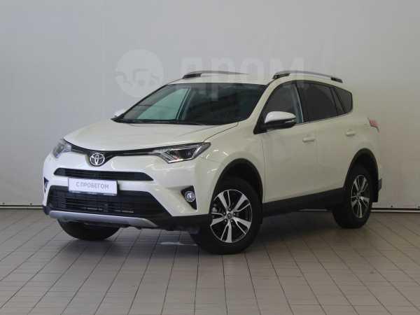 Toyota RAV4, 2017 год, 1 634 000 руб.