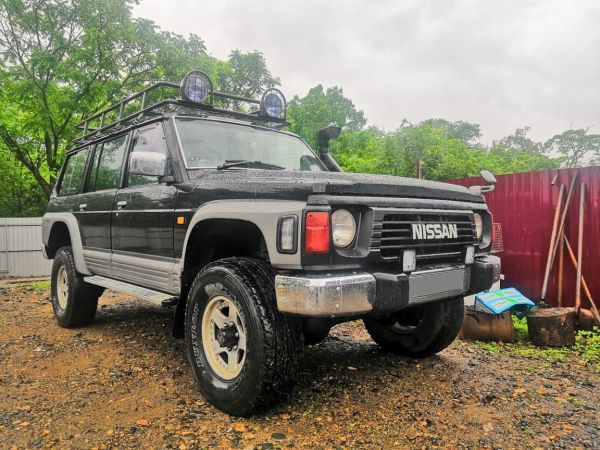 Nissan Safari, 1993 год, 1 100 000 руб.
