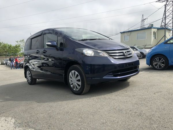 Honda Freed, 2010 год, 659 000 руб.