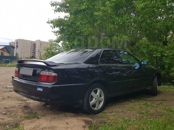 Toyota Chaser, 1997 год, 430 000 руб.