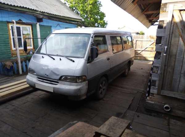 Hyundai Grace, 1996 год, 80 000 руб.