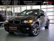 Красноярск BMW X6 2011