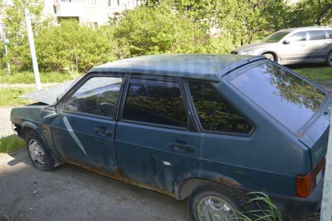 Лада 2109, 1999 год, 12 000 руб.