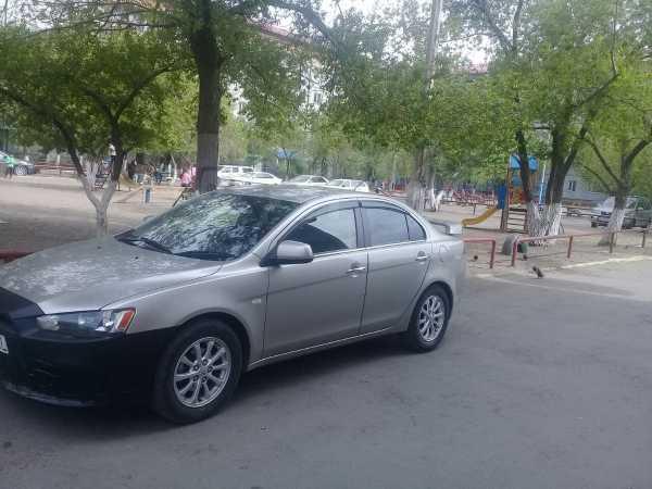 Mitsubishi Galant Fortis, 2012 год, 500 000 руб.