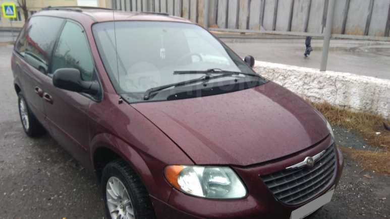 Chrysler Voyager, 2003 год, 325 000 руб.
