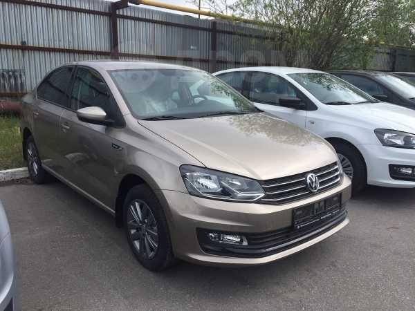 Volkswagen Polo, 2019 год, 995 805 руб.