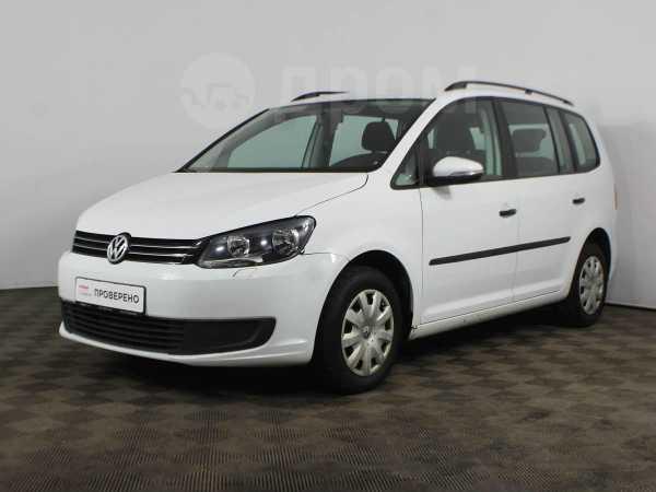 Volkswagen Touran, 2014 год, 385 000 руб.