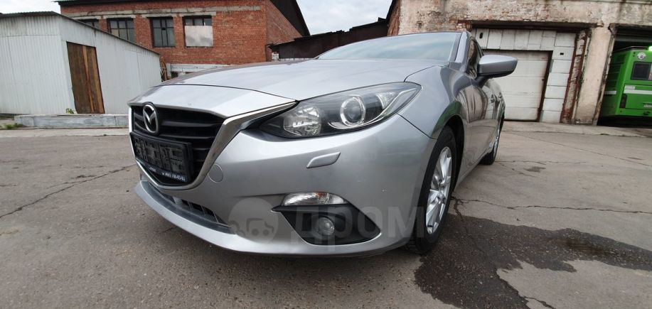 Mazda Mazda3, 2013 год, 750 000 руб.