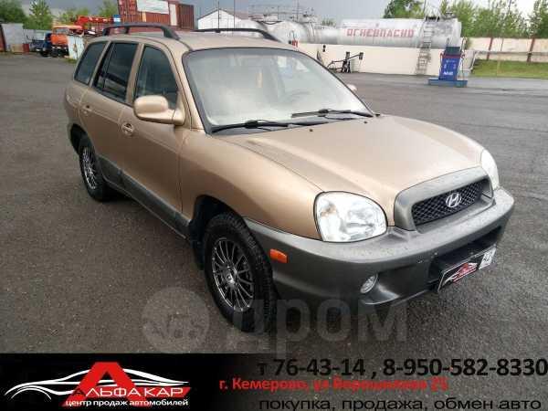 Hyundai Santa Fe, 2001 год, 299 000 руб.