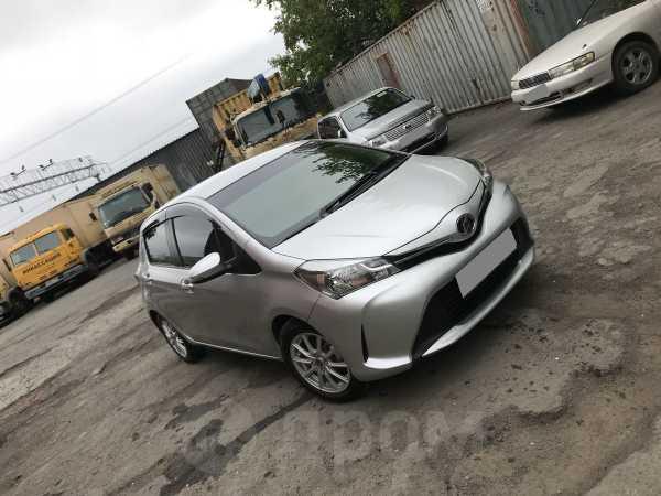 Toyota Vitz, 2014 год, 610 000 руб.