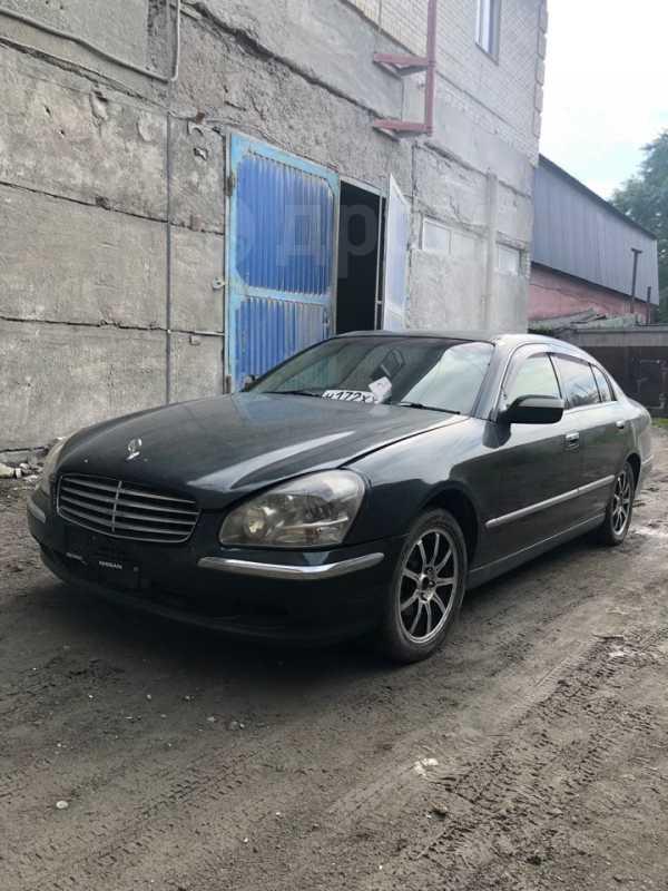 Nissan Cima, 2003 год, 340 000 руб.