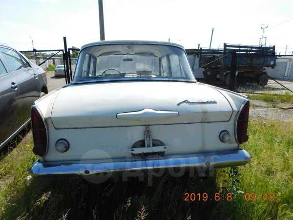 Москвич 408, 1965 год, 60 000 руб.