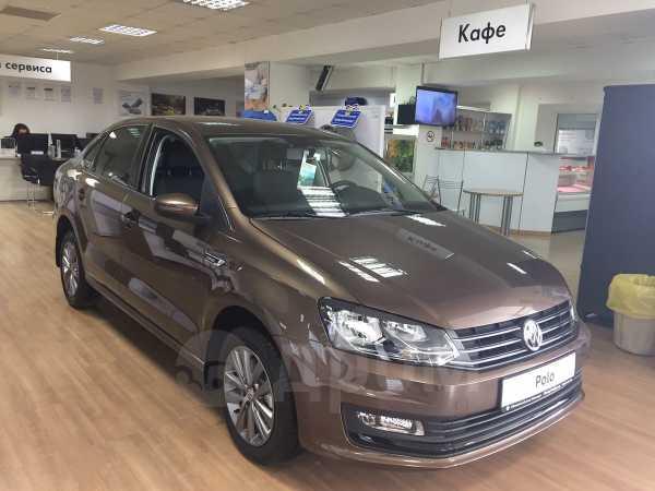 Volkswagen Polo, 2019 год, 984 900 руб.