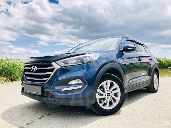 Hyundai Tucson, 2017 год, 1 235 000 руб.