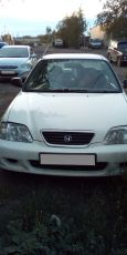 Honda Integra SJ, 1998 год, 125 000 руб.