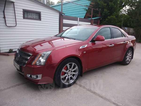 Cadillac CTS, 2009 год, 639 000 руб.