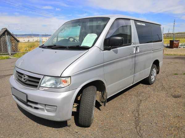 Mazda Bongo Friendee, 2000 год, 300 000 руб.