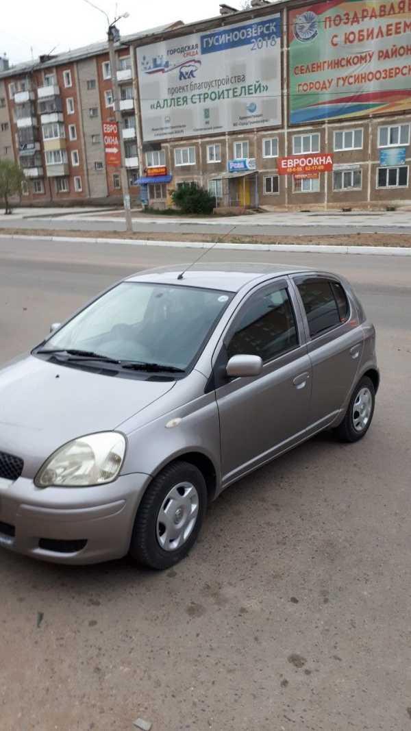 Toyota Vitz, 2002 год, 300 000 руб.