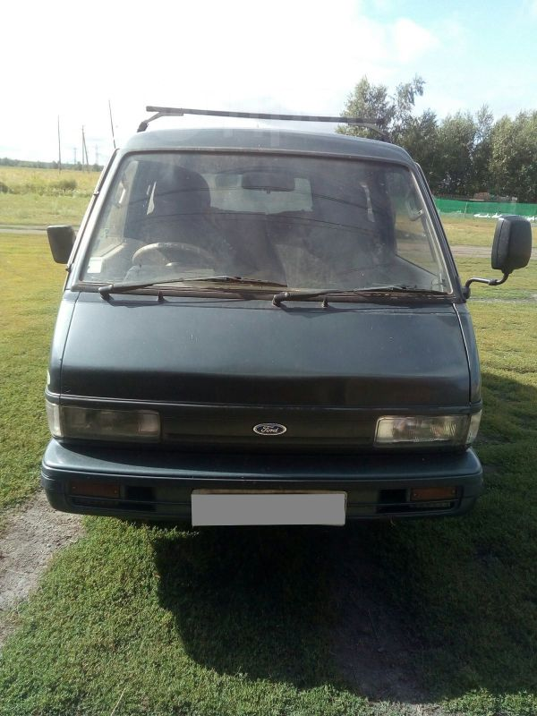 Ford Spectron, 1990 год, 140 000 руб.