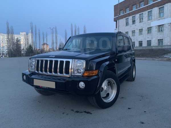 Jeep Commander, 2007 год, 875 000 руб.