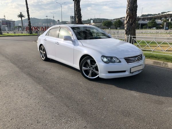 Toyota Mark X, 2007 год, 350 000 руб.
