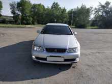 Иркутск Toyota Aristo 1991