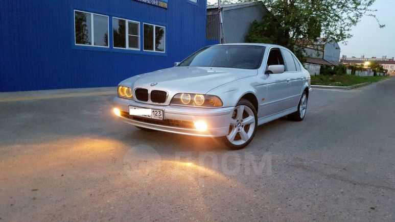BMW 5-Series, 2001 год, 355 000 руб.