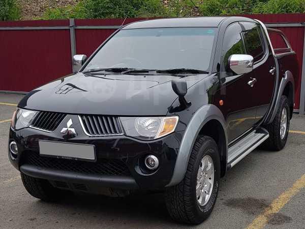 Mitsubishi Triton, 2008 год, 1 150 000 руб.