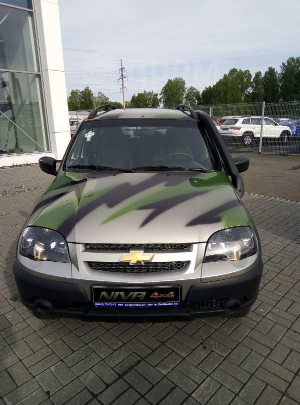 Chevrolet Niva, 2019 год, 709 000 руб.