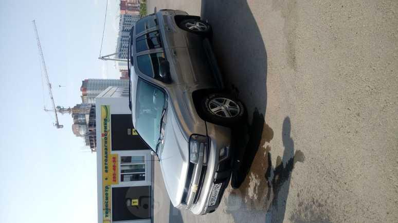 Chevrolet TrailBlazer, 2006 год, 585 000 руб.