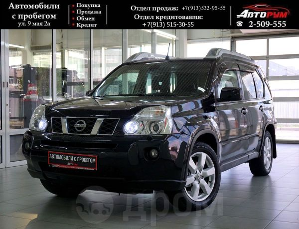 Nissan X-Trail, 2008 год, 727 000 руб.