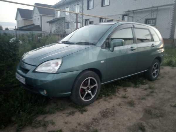 Suzuki Aerio, 2001 год, 185 000 руб.