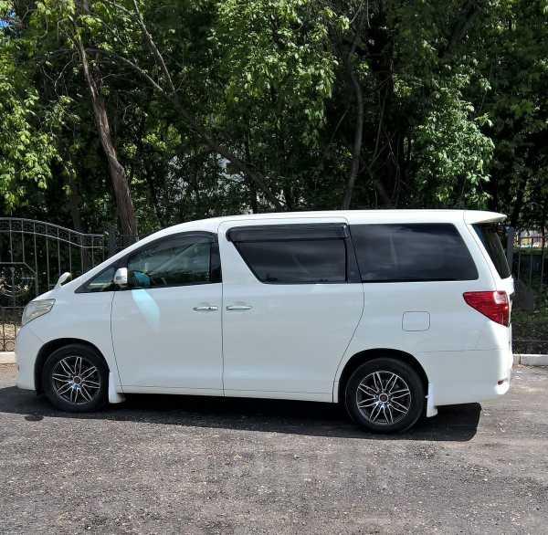 Toyota Alphard, 2008 год, 1 280 000 руб.