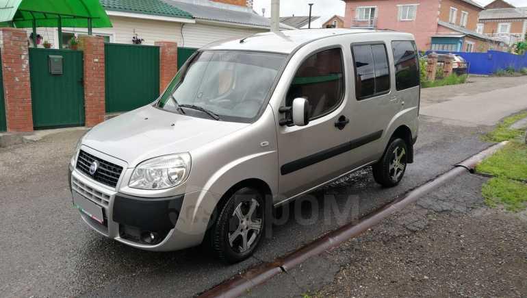 Fiat Doblo, 2007 год, 349 000 руб.