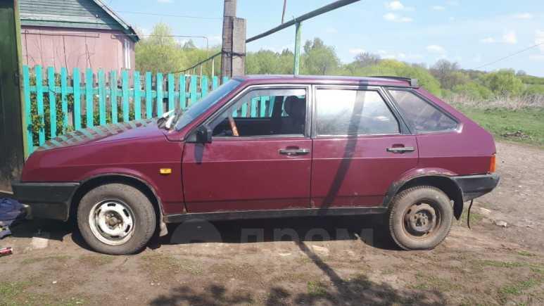 Лада 2109, 1996 год, 41 000 руб.