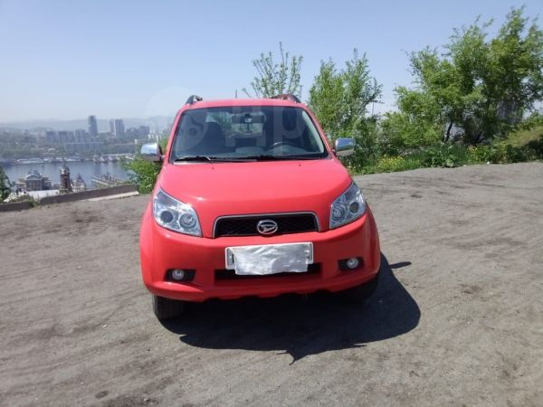 Daihatsu Terios, 2008 год, 610 000 руб.