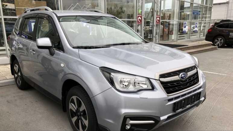 Subaru Forester, 2018 год, 1 800 000 руб.