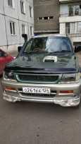 Mitsubishi Challenger, 1996 год, 580 000 руб.