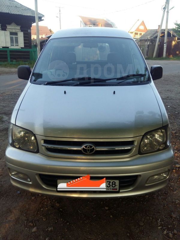 Toyota Town Ace, 2001 год, 370 000 руб.
