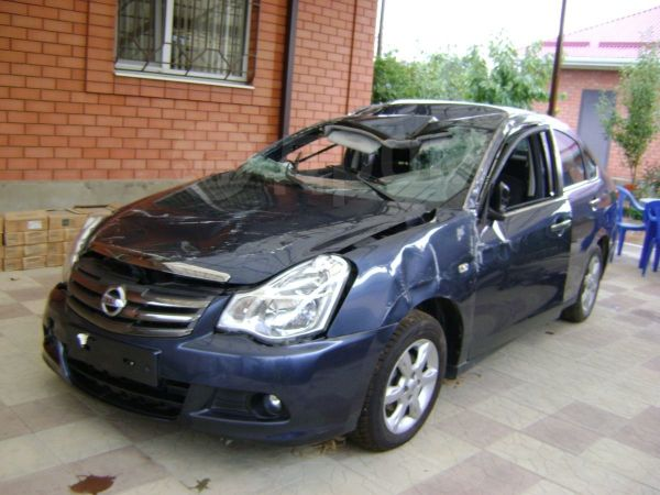 Nissan Almera, 2014 год, 200 000 руб.
