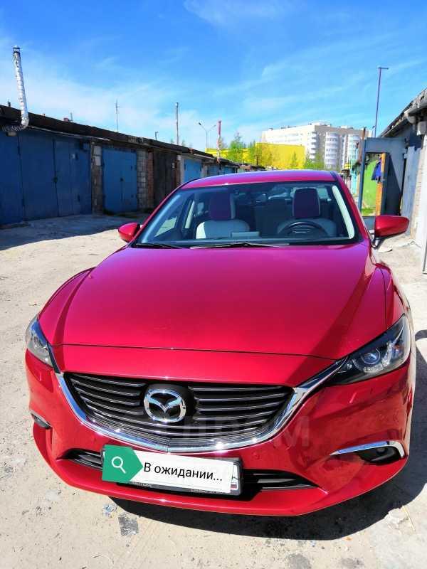 Mazda Mazda6, 2015 год, 1 100 000 руб.