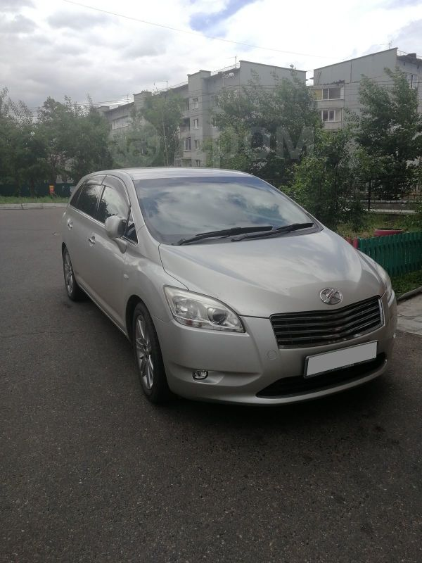Toyota Mark X Zio, 2007 год, 620 000 руб.