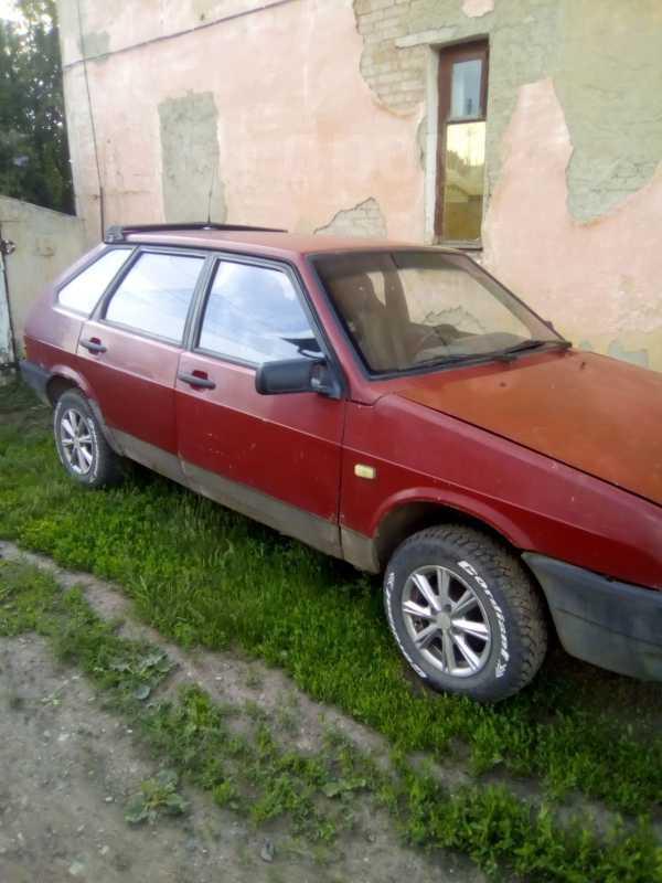 Лада 2109, 1996 год, 29 000 руб.