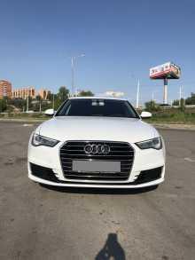 Иркутск Audi A6 2015