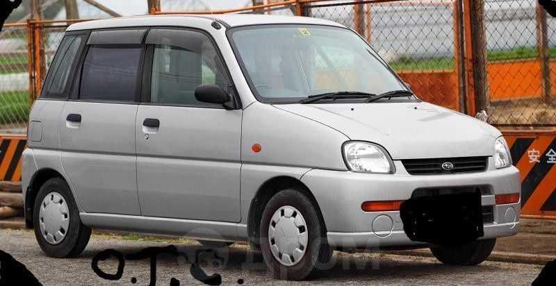 Subaru Pleo, 2001 год, 207 000 руб.