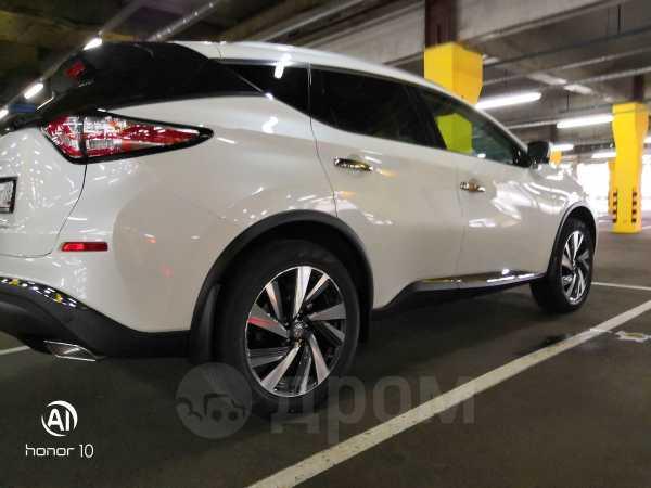 Nissan Murano, 2019 год, 3 205 000 руб.