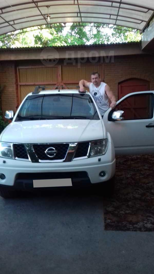 Nissan Navara, 2008 год, 700 000 руб.