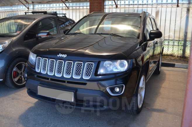 Jeep Compass, 2014 год, 1 100 000 руб.